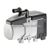 Подогреватель двигателя Eberspacher Hydronic Hydronic S3 B4E 4кВт, 12В (бенз.) с оригинальным комплектом