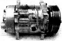 Peugeot 607/307 for ECT Diesel Engine Sanden# 7V16-1228F (SUC 3443)