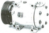 Alfa Romeo 164 2.5 TD R134a (SUC 3182)