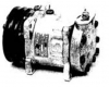 Alfa Romeo 145146 Motore boxer R134a 12V (SUC 3187)